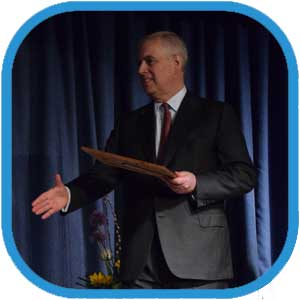 HRH Duke of York Visit Presentations Photo Gallery